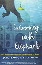 swimming with the elephants