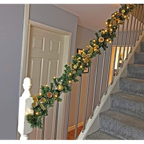 Garland For Stairs: Amazon.co.uk