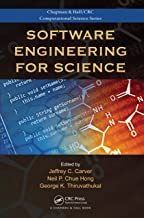 Software Engineering for Science (Chapman & Hall/CRC Computational Science)
