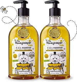 Honeykeeper Kids Shampoo Little Chamomile, 14 fl. oz. 2pk