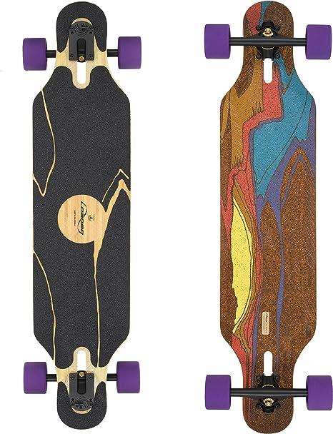 Loaded Boards Icarus Bamboo Longboard Complete