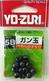 YO-ZURI(ヨーヅリ) 雑品・小物: [HP]ガン玉 1号~8号