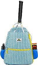 Tennis Backpack for Women – Lightweight Tennis Racket Bag Stores 2 Rackets, Balls, and..