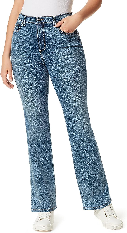 Gloria Vanderbilt Women's Amanda High Rise Boot Cut Jean
