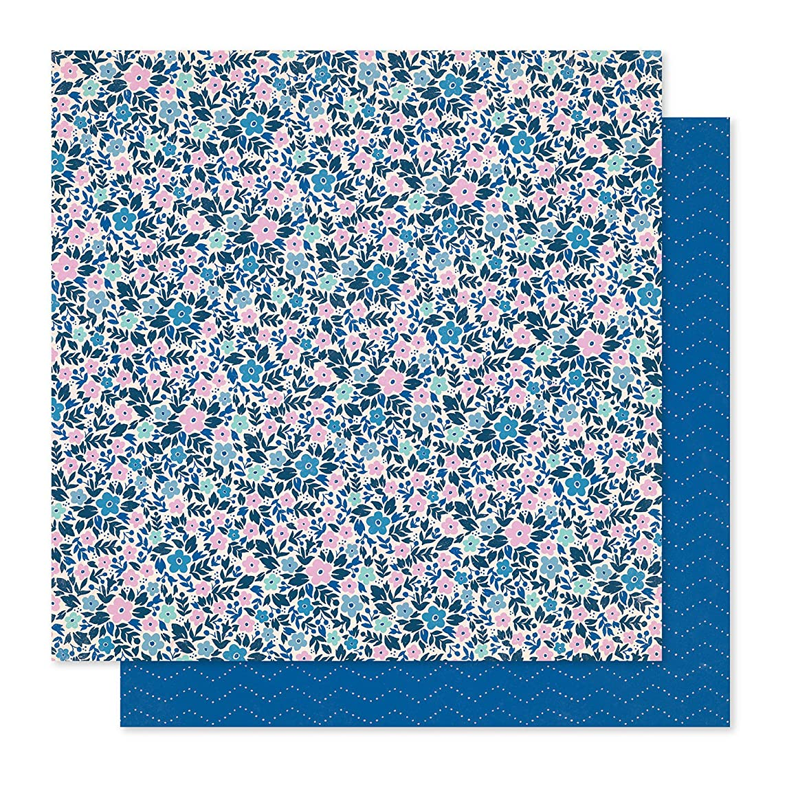 Maggie Holmes 344466 Periwinkle Paper, Multicolor