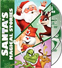 Santa's Magical Stories: (Dr. Seuss' How the Grinch Stole Christmas / The Year Without a Santa Claus / Jack Frost)