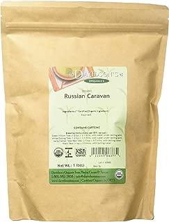 Davidson's Tea Bulk, Russian Caravan, 16-Ounce Bag