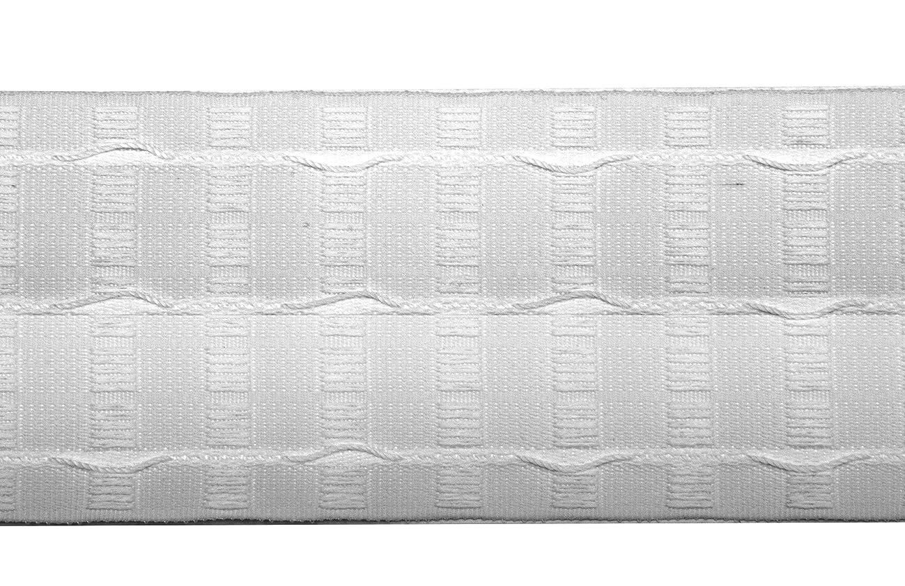Furlanis Italian Fabric Tape Automatic Curling Three Ropes, Multi-Colour, 70 mm x 50 m