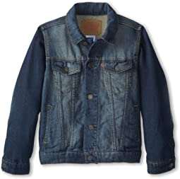 Levi's® Kids Knit Trucker Jacket (Big Kids)