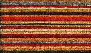 "Calloway Mills 103081729 Palisades Stripe Doormat 17"" x 29"""