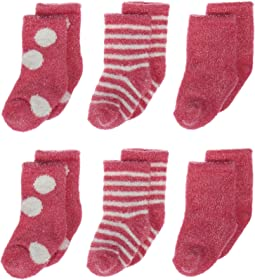 Lollipop Box of Socks - 6 pairs (Infant)