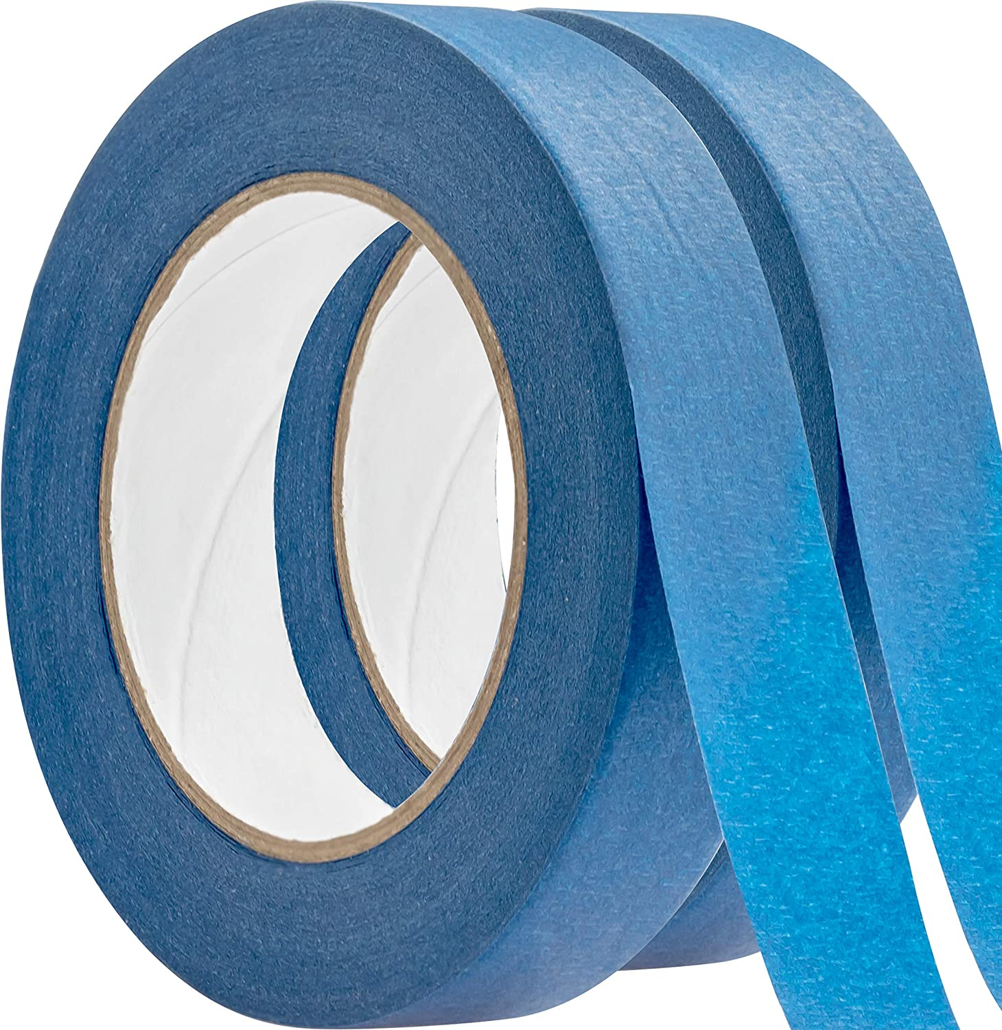 No-Residue 1 Inch 60 Yard Blue Tape 2 Limited time trial price Painters Pk. Save money P Easy-Tear