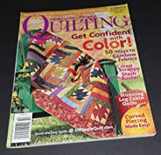 American Patchwork & Quilting, October 2009 (Better Homes & Gardens Creative Collection, Volume 17, Number 5, Issue Number 100)