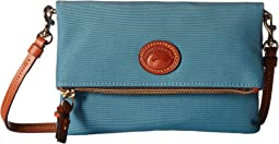Dooney & Bourke - Nylon Foldover Zip Crossbody