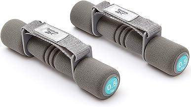 Reebok RAWT-11060BL Soft-Grip Dumbbells - 0.5 kg