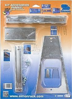 SimonRack SI1012 Blíster Accesorios, Galvanizado, 470 x 340 x 35 mm