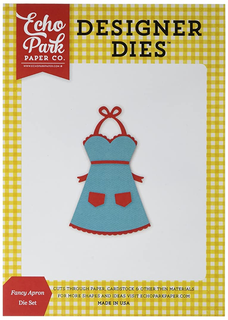 Echo Park Paper Company Fancy Apron Die Set