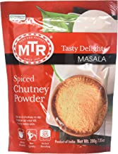 MTR Instant Spiced Chutney Powder, 7.04-Ounce Unit