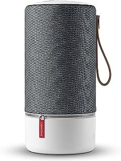 Libratone Zipp - Altavoz inalámbrico con Bluetooth (Multiroom, SoundSpaces, AirPlay, Bluetooth, DLNA, WiFi), Graphit Gris