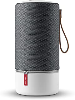 Libratone ZIPP WiFi and Bluetooth Multi-Room Wireless Speaker, Graphite Grey