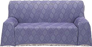 Cardenal Textil Roma Foulard Multiusos, Lila, 180x290 cm