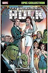 Incredible Hulk Epic Collection: Future Imperfect (Incredible Hulk (1962-1999)) Kindle Edition