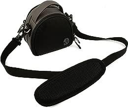 Vangoddy Mini Laurel Carrying Bag Case for Sony Cyber Shot DSC Series Digital Cameras (Steel Grey)