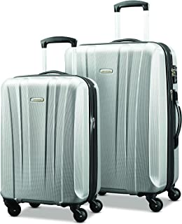 Samsonite Pulse Dlx Lightweight 2 Piece Hardside Sets,...