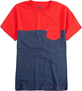 Boys' Little One Pocket T-Shirt