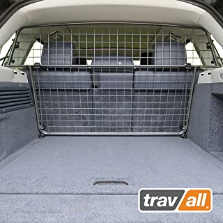 Travall Guard Compatible with Land Rover Range Rover (2012-Current) TDG1413L [Lower Upgrade Only] - Rattle-Free Steel Pet Barrier