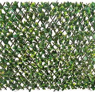 Décor Villa W83 Artificial Willow Trellis Fence