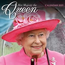 Her Majesty the Queen and the Royal Family Wall Calendar 2019 (Art Calendar)