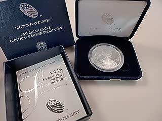 2016 W Silver Eagle Dollar Proof US Mint