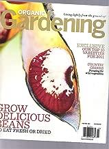 Organic Gardening Magazine (Grow delicious Beans, Feburary/ March 2011)