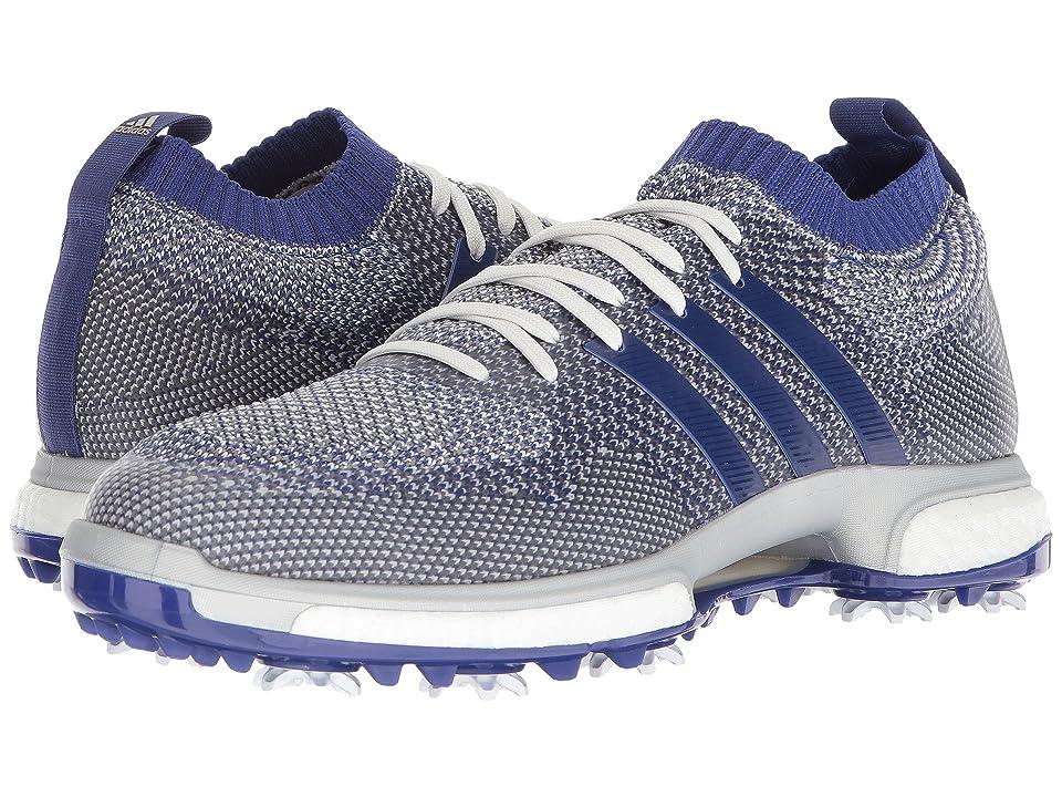 adidas Golf Tour360 Knit (Grey One/Real Purple/Footwear White) Men