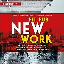 Fit für New Work: Wie man in der neuen Arbeitswelt erfolgreich besteht. Businessmodelle, Work-Life-Balance, Co-Working & Co.