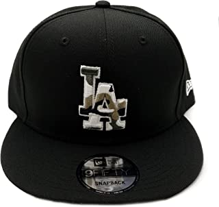a27c77b3c New Era Los Angeles Dodgers 9Fifty Army Camo Trim Adjustable Snapback Hat