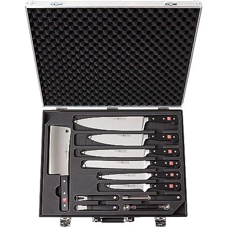 Wüsthof TR9774-1 malette de chef avec couteaux