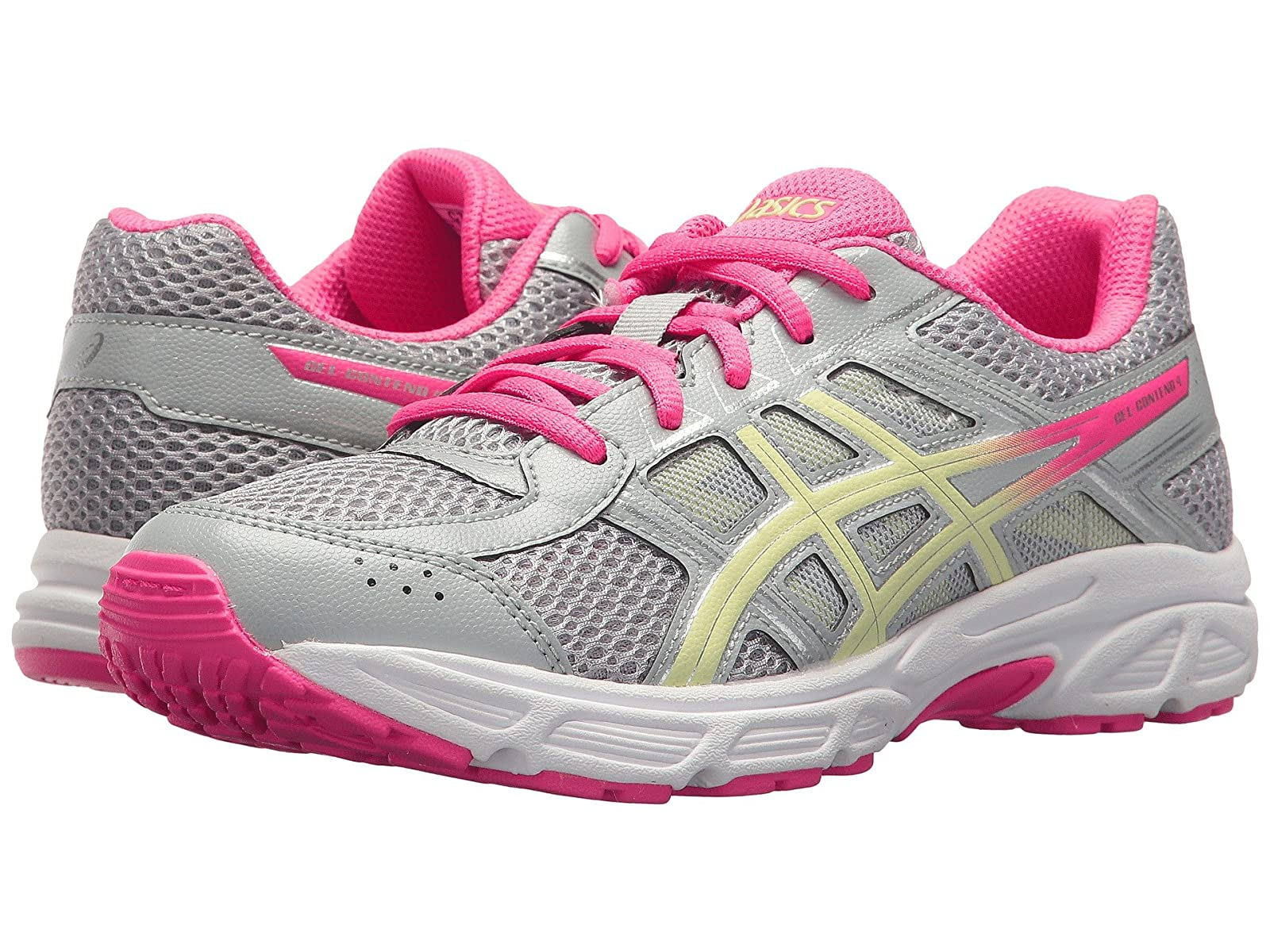 ASICS Kids GEL-Contend 4 GS (Big Kid)Cheap and distinctive eye-catching shoes