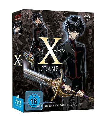 X - Gesamtausgabe - [Blu-ray]
