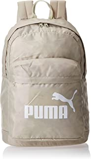 Puma Classic Backpack Overcast Beige Bag For Unisex, Size One Size