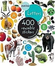 Eyelike Stickers: Letters