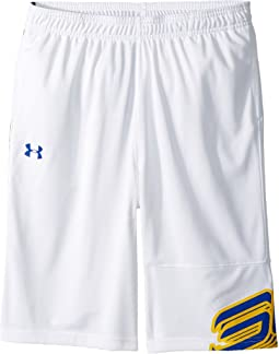 Under Armour Kids - Steph Curry 30 Shorts (Big Kids)