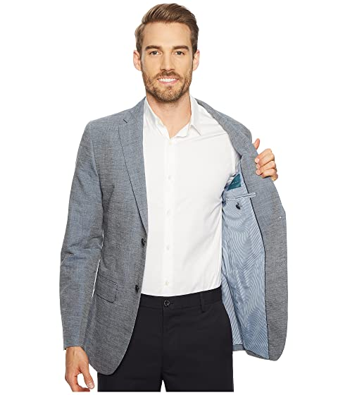 on Perry Linen End Ellis Suit End Fit Jacket Slim IRwYHqfrnR