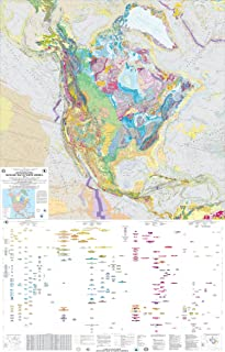 Best geologic map of north america Reviews
