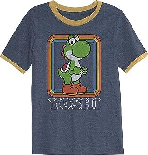 Jumping Beans Boys 4-8 Yoshi Retro 85 Graphic Tee