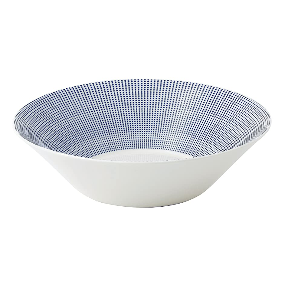 Royal Doulton 40009462 Pacific Serving Bowl, 11.4-Inch, Blue