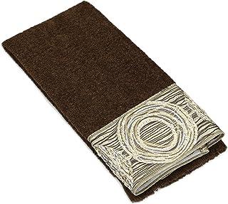 Avanti Linens Galaxy Fingertip Towel, Mocha
