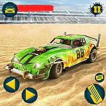 Demolition Derby Car Racing: Death Ramp Car Crash Stunt Driving Simulator