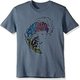 Boys' Big Tube Screamer Short Sleeve Crew Neck T-Shirt